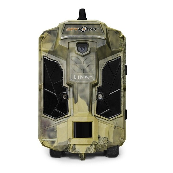 Spypoint Link 4G Camo Trail Camera-12 Megapixel HD