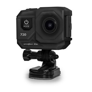 Spypoint Xcel 720 Black 5Mmegpixel HD Action Camera
