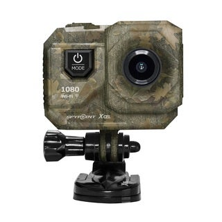 Spypoint Xcel 1080 Camo 12MP HD Action Camera
