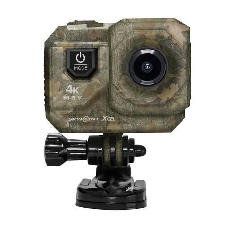 Spypoint Xcel 12 Megapixels HD 4K Camouflage Action Camera