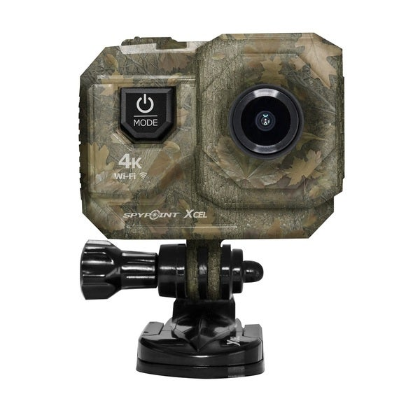 Spypoint Xcel 12 Megapixels HD 4K Camouflage Action Camera