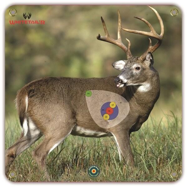 Whitetail'R ArrowMat 17-Inch Archery Target
