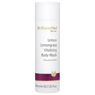 Dr. Hauschka Lemon Lemongrass 6.7-Ounce Vitalizing Body Wash