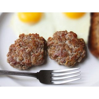Circle B Ranch Heritage Breed All-Natural Breakfast Sausage Five Pound Bulk Package