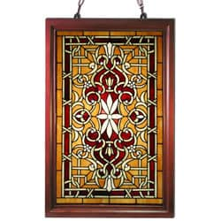 stained glass panels  shop the best deals for mar, Bedroom decor