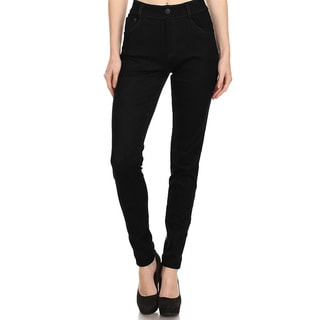Jed Fashion Women's High-waist Skinny Denim Jeggings