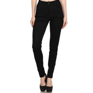 Jed Fashion Women's High-waist Skinny Denim Jeggings
