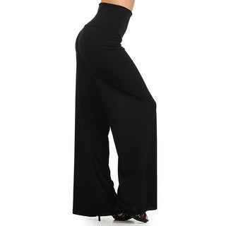 Jed Fashion Women's High-waist Wide-leg Palazzo Pants