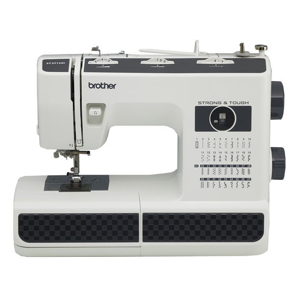 Shop Brother ST40HD Strong And Tough 40Stitch Electric Sewing Gorgeous Janome Hd1000 Black Edition Heavy Duty Commercial Grade Sewing Machine