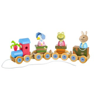 Orange Tree Toys Peter Rabbit Wooden Puzzle Train|https://ak1.ostkcdn.com/images/products/11774763/P18686974.jpg?impolicy=medium