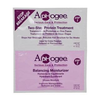 ApHogee 2-step 1-ounce Protein Treatment and 0.75-ounce Balancing Moisturizer