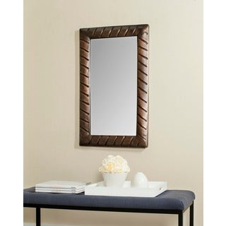 Safavieh Charmaine Copper 22 x 36-inch Rectangular Mirror