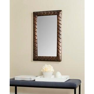 Safavieh Charmaine Copper 22 x 36-inch Rectangular Mirror