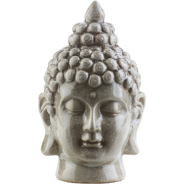 Jeremy Ceramic Medium Size Accent Buddha