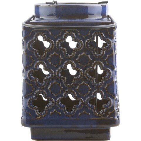 Emelia Ceramic Small Size Decorative Lantern