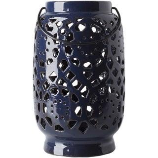 Pamela Ceramic Medium Size Decorative Lantern