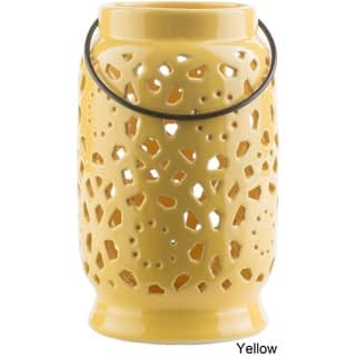 Pamela Ceramic Medium Size Decorative Lantern