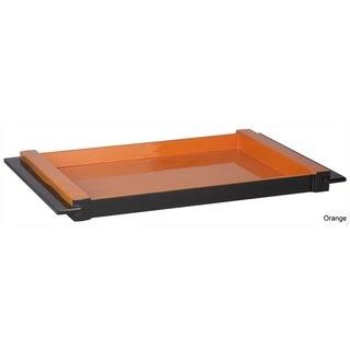 Claude MDF - Lacquer Medium Size Decorative Tray