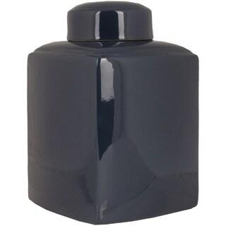 Juliet Ceramic Medium Size Decorative Accent Jar