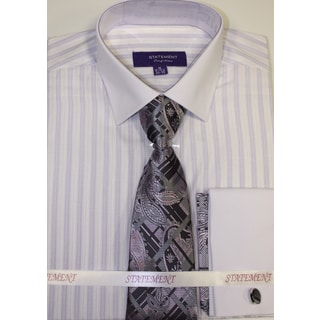 SH-815 Lavender Shirt, Tie and Hankie Set