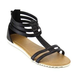 Beston Flat Sandals