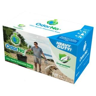 OdorNo Odor-Barrier 2-gallon Multi-layer Pet Waste Disposal Bags (20 count)