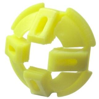 "Halex 27512 5-count 3/4"" Nylon Hit Lock Connector"