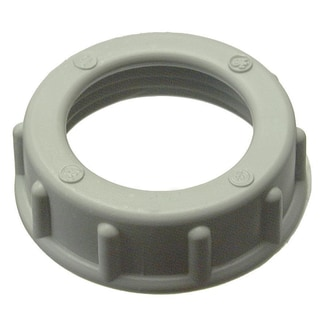 "Halex 27522 10-count 3/4"" Plastic Insulating Bushing"