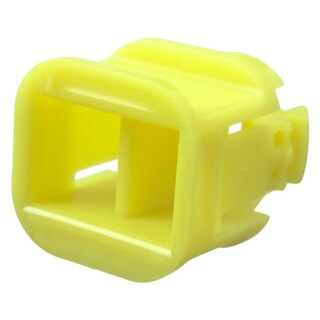 "Halex 27580 5-count 3/8"" Nylon Duplex Hit Lock Connector"