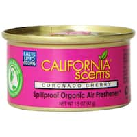 California Scents CCS-407TR MC 1.5 Oz Coronado Cherry California Car Scents