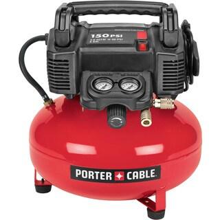 Porter Cable C2002 6 Gallon .8 HP Compressor