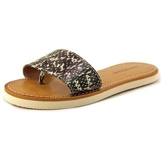 Lucky Brand Women's 'Deldonna' Synthetic Sandals