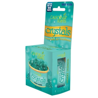 California Scents CRY2-B-6086PK 2.2 Oz Desert Jasmine Crystals Renewable Air Freshener