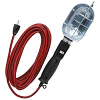 Coleman Cable E233 Metal Incandescent Deluxe Trouble Light