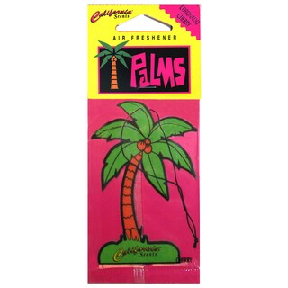 California Scents HO-1207 MC Coronado Cherry Palms Hang Outs Car Air Freshener