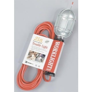 Woods 00691 25' 16/3 Luma-Site Trouble Light