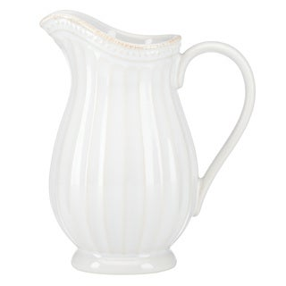 Lenox French Perle White Everything Mini Pitcher