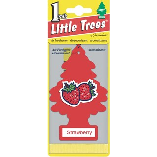 Car Freshener U1P-10312 Strawberry Little Tree Air Fresheners
