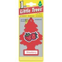 Car Freshener U1P-10312 Strawberry Little Tree Air Fresheners