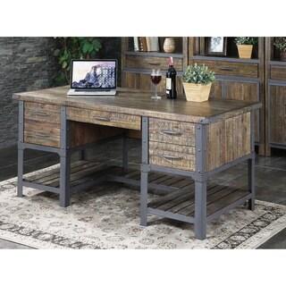 """Artisan Revivial 66"""" Executive Desk"""