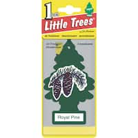 Car Freshener U1P-10101 Royal Pine Little Tree Air Fresheners