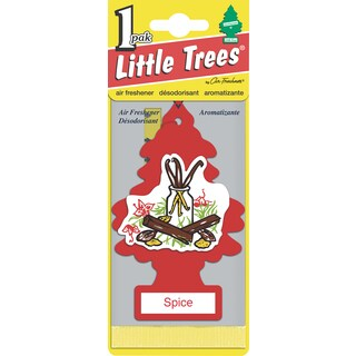 Car Freshener U1P-10103 Spice Little Tree Air Fresheners