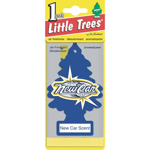 Car Freshener U1P-10189 New Car Scent Little Tree Air Fresheners