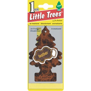 Car Freshener U1P-10290 Little Trees Leather Air Freshener