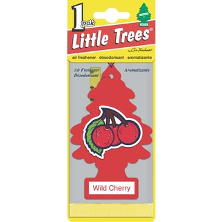 Car Freshener U1P-10311 Wild Cherry Little Tree Air Fresheners