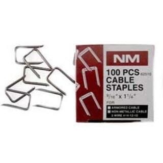 Halex 62510 No. 14 To No. 10/3 Non-Metallic Cable Staples