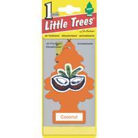 Car Freshener U1P-10317 Coconut Little Tree Air Fresheners