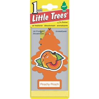 Car Freshener U1P-10319 Peach Little Tree Air Fresheners