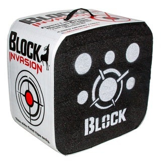 Field Logic Block Invasion 16-inch Archery Target