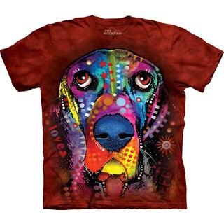 The Mountain Russo Bassett Hound T-shirt